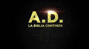 'A.D. La Biblia continúa' arrancará su emisión el próximo 21 de marzo en Discovery MAX