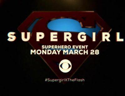 Primer teaser del crossover de 'The Flash' y 'Supergirl'