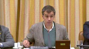 Toni Cantó se ve sorprendido en la Comisión de Cultura cuando un diputado hace mención a su personaje en '7 vidas'