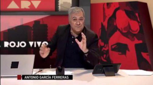 Antonio García Ferreras y su pactómetro debutan en 'Polònia'