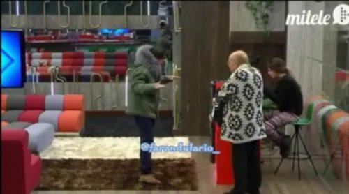 Dani Santos y Rappel revelan haber salvado a Dani a de la nominación en 'Gran hermano VIP'