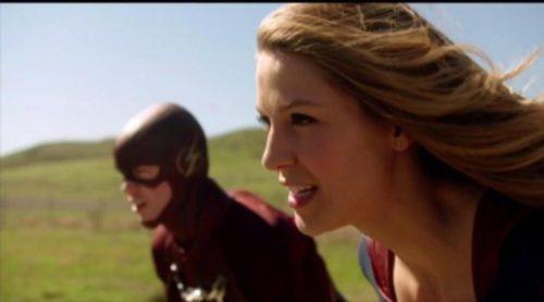 Prometedor nuevo teaser del crossover entre 'The Flash' y 'Supergirl'