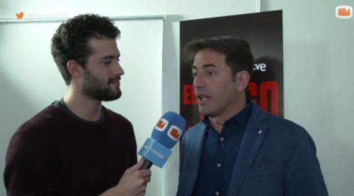 """Antonio Garrido: """"Formatos como 'GH VIP' no contribuyen a que la gente avance. Hacen que cada vez piensen menos"""""""