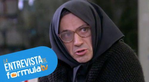 Entrevista a José Mota: ¿Cómo surgió la Blasa? ¿Regresará 'Cruz y Raya'? ¿Cómo recuerda su paso a Telecinco?
