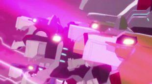 Primer avance de 'Voltron: Legendary defender', la serie de animación de Dreamworks para Netflix