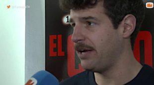 Francisco Ortiz desvela si su personaje en 'El caso' tendrá trama amorosa con el de Verónica Sánchez