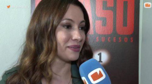 """Natalia Verbeke: """"'El caso' es un homenaje a las mujeres"""""""