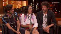 La niña de Shrek pone nerviosos a Paco Leon y Alex García con su tupper sex en 'Late Motiv'