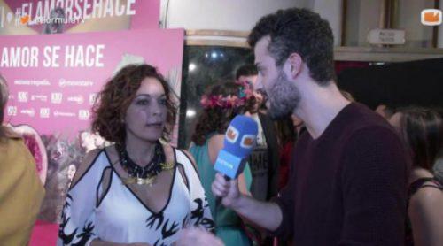 Cristina Plazas ('Vis a vis') desvela en qué otra serie de Antena 3 podría haber participado
