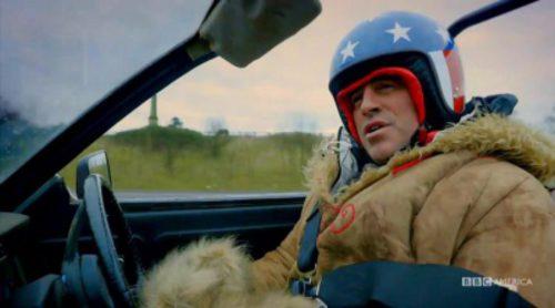 Primeras imágenes de Matt LeBlanc ('Friends') como presentador de 'Top Gear'