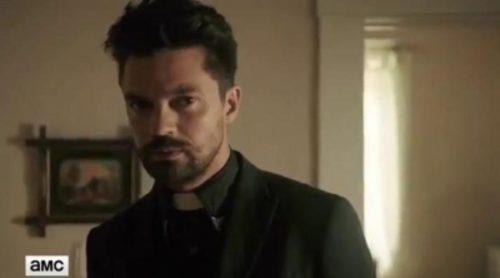 AMC revela el nuevo teaser de 'Preacher' junto a la primera aparición de Arseface