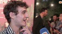 Miguel Herrán (ganador del Goya al actor revelación) desvela cuál le gustaría que fuese su primer proyecto en TV