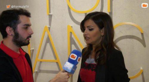 "Mónica Cruz ('Top Dance'): ""Me encantaría retomar 'Un paso adelante' como profesora de la escuela"""
