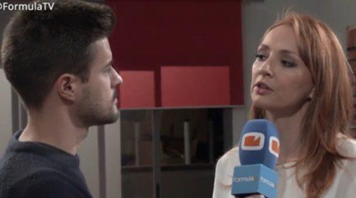 ¿Por qué el rodaje de esta nueva temporada de 'LQSA' ha sido diferente para Cristina Castaño? ¿Qué cambiaría de Judith?