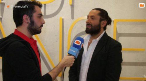 """Rafael Amargo: """"Me hubiese gustado que hubiese más concursantes de mi disciplina en 'Top Dance', más flamenco"""""""