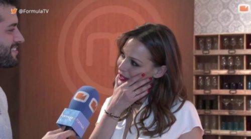 """Eva González: """"Cuando dije que no a 'En la tuya o en la mía' Bertín se enfadó un poco conmigo"""""""