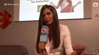 """Cristina Pedroche: """"En este 'Pekín Express' podréis ver a una Pedroche más fiel a la realidad, seria y divertida"""""""