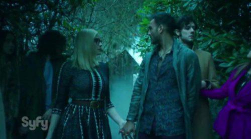 Quentin y Julia viajarán hasta Fillory en el último capítulo de 'The Magicians'