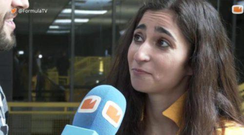 """Alba Flores: """"El amor en la tercera edad en televisión es un tabú y debería tratarse"""""""
