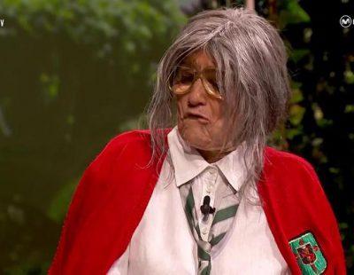 """Andreu Buenafuente y la niña de Shrek """"envejecen"""" en 'Late Motiv'"""