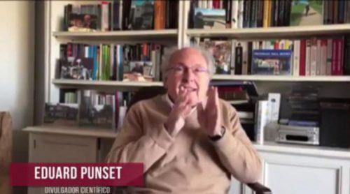 """Eduard Punset: """"Los españoles siguen convencidos de que sus ciudadanos se dividen en derechas e izquierdas"""""""