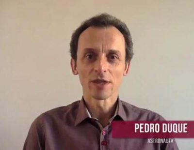 """Pedro Duque: """"Nunca ha sido tan fácil promocionar engaños"""""""