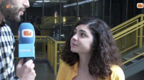 Conoce a la actriz Olivia Delcán que interpreta a Bambi en 'Vis a vis' y su opinión sobre enfrentarse contra 'GH VIP'