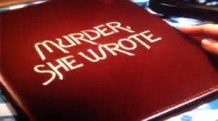 Una de las cabeceras de 'Se ha escrito un crimen', la serie de Angela Lansbury