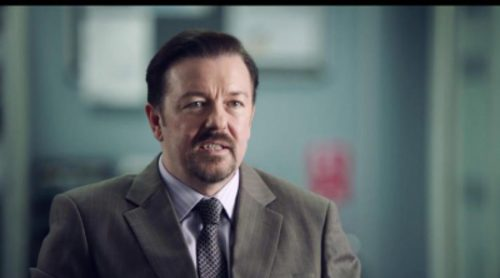 "BBC lanza el primer tráiler del spin-off de 'The Office', ""David Brent: Life on the Road"""