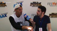 """Frank Cuesta ('Wild Frank'): """"Para mí es bastante sencillo grabar, para el equipo es jorobado"""""""