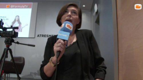 """Encarna Pardo: """"La audiencia de 'Pekín Express' no fue decepcionante para Antena 3"""""""