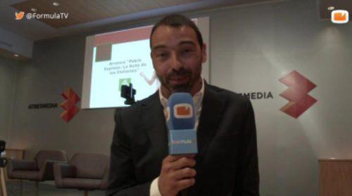 """Carlos Fernández Recio: """"El cambio de cadena de 'Pekín Express' responde a una cuestión estratégica. Confiamos en el formato"""""""