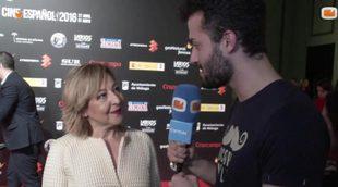 """Carmen Machi: """"No he pensado en volver a la televisión"""""""