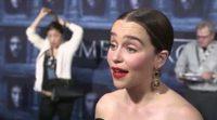 """Emilia Clarke: """"Descubriremos cómo es realmente Daenerys en la sexta temporada de 'Juego de Tronos"""""""