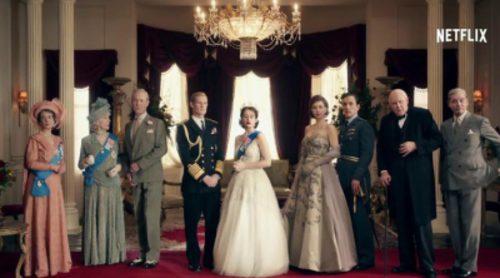 Nuevo teaser de 'The Crown', la ficción de Netflix que cuenta la historia de la familia real británica