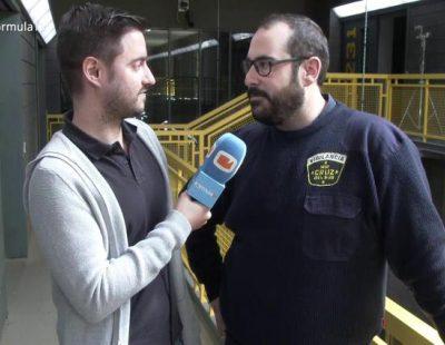 "Alberto Velasco: ""Palacios va a encontrar amor en 'Vis a vis"""