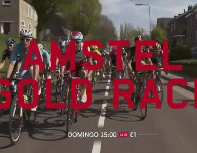 Eurosport 1 emitirá este domingo la Amstel Gold Race