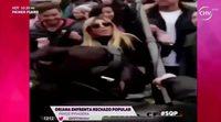 Chile empieza a mostrar su claro rechazo a Oriana Marzoli