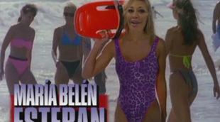 Belén Esteban, nueva vigilante de la playa en 'Late motiv' junto a Bertín Osborne, Aznar o Soraya Sáenz de Santamaría