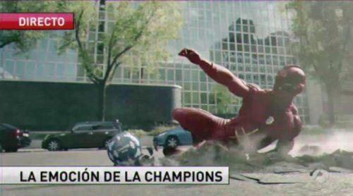 El spot ganador del Festival de NY de 'Champions Total'