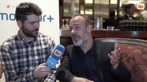 """Malena Alterio y Javier Gutiérrez: """"Nos da vergüenza el product placement en las series y que las estiren"""""""