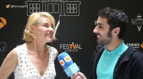 """Belen Rueda ('La embajada'): """"No se ve igual si la aventura es entre un maduro y una joven o entre una madura y un chaval"""""""