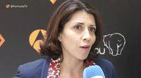 """Alicia Borrachero ('La embajada'): """"Trabajar en la serie es un privilegio, pero el rodaje fácil no ha sido"""""""