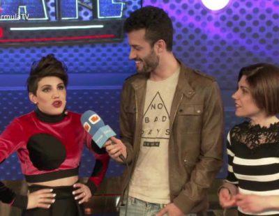 La reacción de Angy al enterarse de que podría regresar 'Factor X' en Antena 3