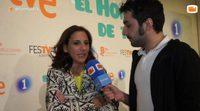 """Malena Alterio: """"Hay crispación en la propuesta televisiva, con 'El hombre de tu vida' traemos algo amable"""""""