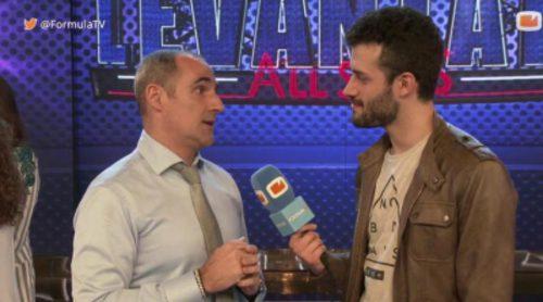 """Xevi Aranda: """"En el primer programa de 'Levántante' vamos a tener un invitado que lleva 20 años sin cantar en un escenario"""""""