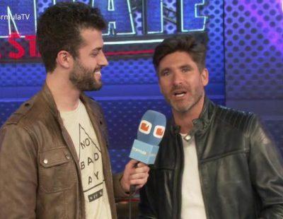 Así cantan a capella los concursantes de 'Levántate All Stars' temas de Eurovisión: Toño Sanchís, Anabel Pantoja, Melody...