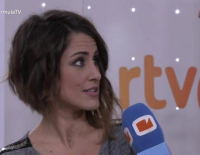 """Barei """"bareiza"""" canciones de Eurovisión: """"Heroes"""", """"Dancing in the Rain"""" y su canción favorita del festival"""
