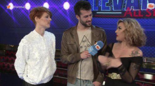 "Bimba Bosé y Silvia Superstar: ""Hemos hablado de ir a 'Pekín Express"""