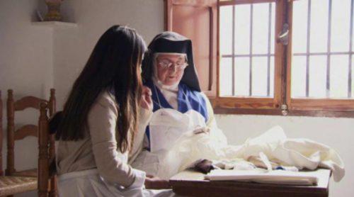 Las protagonistas de 'Quiero ser monja' comenzarán una nueva etapa en un convento de clausura
